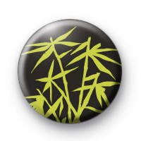 Bamboo Pattern Button Badges