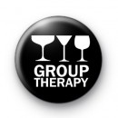Group Therapy Button Badges