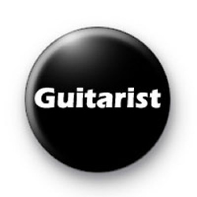 Guitarist badges