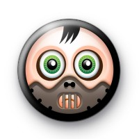 Hannibal Lecter Halloween Badges