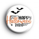 Happy Halloween 2020 Badge