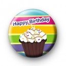 Happy Birthday Cakes Badge