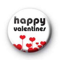 Happy Valentines Day Love Badge