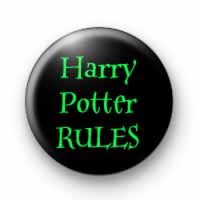 Harry Potter Rules badges