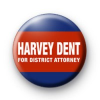 Harvey Dent Badges