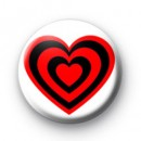 Pink Hearts Galore badges