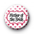 Hearts Galore Mother of the Bride Badges
