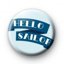 Hello Sailor Banner badge