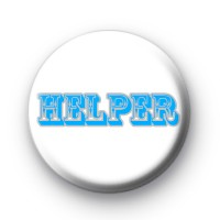 Helper Blue Custom badge