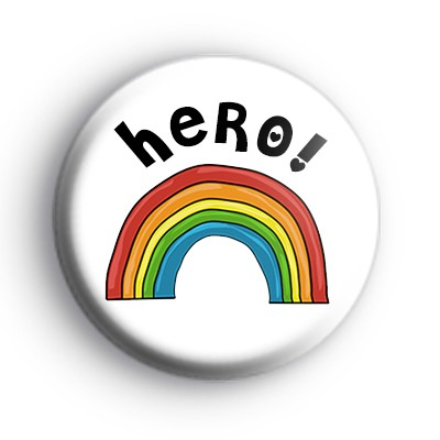 Hero Rainbow Badge