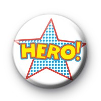Hero Star Button Badge