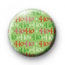 Ho Ho Ho Xmas Badges