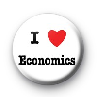 I Love Economics badge