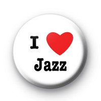 I Love Jazz Badges