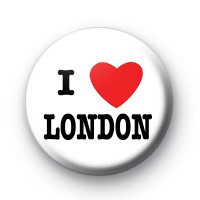 I Love London Badges