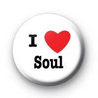 I Love Soul Music Badges