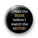I Read The Book Before I Watch The Movie