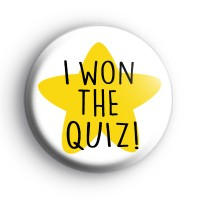 I Won The Quiz Badge thumbnail