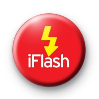 iFlash Photographer Button Badges