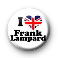 I Love Frank Lampard Badges