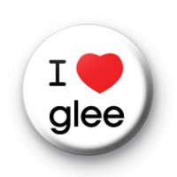 I love Glee badge