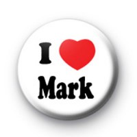 I Love Mark Owen Take That Badges