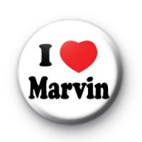 I Love Marvin Humes JLS Button Badges