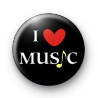 I Love Music 3 badge