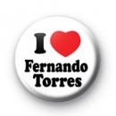 I Love Fernando Torres Badges