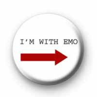 I'm with EMO badges