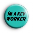Im A Key Worker Badge