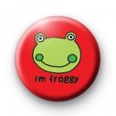 Frog Badge badges