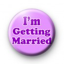 Im getting MARRIED badges