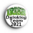 Irish drinking team 2021 Badge