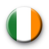 Irish Flag badges