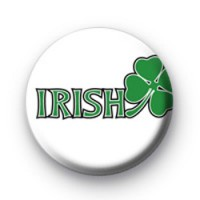 Irish Shamrock Badges