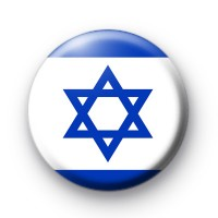 Israel Flag Badge