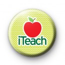 iTeach Button Badges