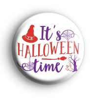 It's Halloween Time Badge thumbnail