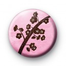 Its All About The Blossom Badge