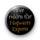 I've ridden the Hogwarts Express badge