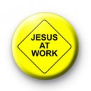 Jesus at work badges