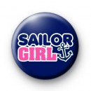Kitsch Sailor Girl Button Badges