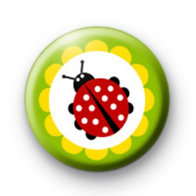 Ladybird Insect Badge