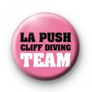 La Push Cliff Diving Team Badges