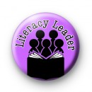 Literacy Leader purple badge