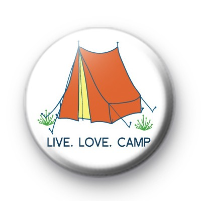 Live Love Camp Badge