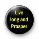Live long and Prosper badge