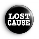 Lost Cause Badge