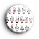 Lots of Robots Badge
